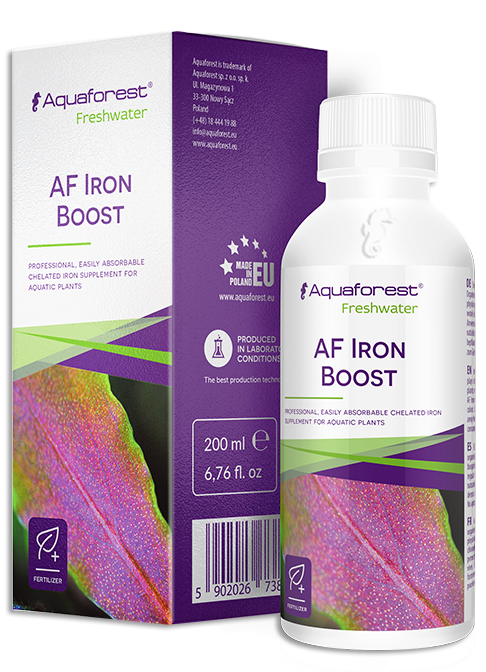 AF Iron Boost - Freshwater